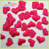 Hot Pink Fabric Wedding Confetti