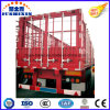ISO CCC 3 Axles 33t Side Wall Stake Truck Trailer