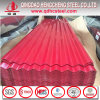Color Zinc Coated Prepainted Corrugated Steel Roofing Sheet
