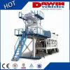 Mobile Twin Shaft (JS) Concrete Plant Mixer