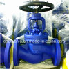 DIN Cast Steel Bellow Sealed Globe Valve Pn16/25