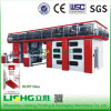 Eight Color Ci Flexo Printing Machine