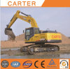 CT220-8c Broken Dedicated Multifunction Crawler Backhoe Excavator