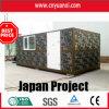 2015 New Design Foldable Prefab House to Japan