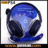 Gaming Wired Headset Headphones for Sony Playstation 4 PS4 Game Console Controller