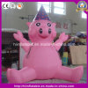 Cute Inflatable Animal Pig Mascot Cartoon for Advertising Decoration