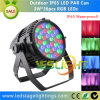 Competitive Price LED PAR Can Lighting Factory 36PCS*3W RGB CREE LEDs Outdoor Using