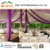 Pole Tent with Decorating Lining for Wedding