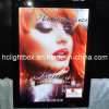 Super Slim Wall Mounted Aluminum Frame Light Box