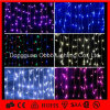 Colorful Outdoor Holiday LED Christmas Decoration White Icicle Light