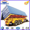 Self-Dumping Dumper Truck Semi Trailer