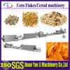 High Capacity Puffed Snacks Corn Flakes Food Extruder