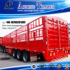 3 Axle 50t Step Wise Livestock Transport Store House Bar Semi Trailer (LAT9401CCY)