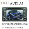 Car Mulitmedia Player for Audi A3 with Full HD 1080p Video Recorder Built in (K-8801)