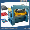 Colorful Steel Roof Cold Roll Forming Machine