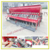 Wheat Planter Mounted to Lovol Tractor