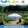 9X12m Small Polygon Tent with Luxury Decoration for Outdoor Functions