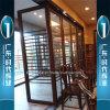 Convenient Open Style Aluminium Spring Door Pivot Door
