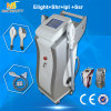 2016 Permanent Hair Removal Shr+Sr and Hr Machine /ND YAG Laser E-Light IPL RF Laser Multifunction Machine
