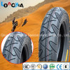 Top Quality Natural Rubber T/T T/L Motorcycle Tires (3.00-10, 3.50-10)