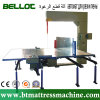 Semi-Automatic Vertical Foam Cutting Machine