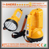 Rechargeable 19 LED Torch with SMD LED Table Light (SH-1953)