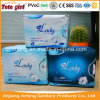 Active Oxygen and Far IR Anion Chip Free Sample Sanitary Pads, Lady Organic Cotton Anion Sanitary Napkin