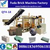 Most Popular Cement Hollow Block Machine Auto Color Paver Brick Machine