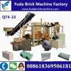 Most Popular Cement Hollow Block Machine Auto Color Paver Brick Machine