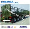 China Cargo Transport Bulk Utility Trailer