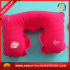 PVC Material Printing Inflatable Neck Pillow