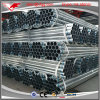 40 G/M2 Zinc Coating 2 Inch Pre Galvanized Round Welded Steel Tube