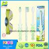 Comfortable and Soft Bristles Cartoon Children′s Toothbrush