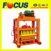 Factory Price Small Concrete Hollow Block Machine for Africa