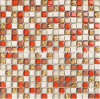 Wall Backsplash Glass Mosaic Tile (HGM231)