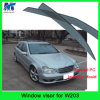 Cheap Auto Parts Car Rain Visor Rain Shade Visor for Benz W203