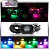 Hot Selling Bluetooth Control RGB LED Rock Light for Jeep Offroad Truck Boat