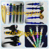 Shining Glass Water Pipe Dabber Tools for Smoking Oil Rigs