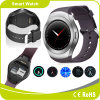 Bluetooth Mtk2502 Androind Ios Heart Rate Monitor 3D Pedometer Smartwatch