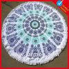150X150cm Custom Pattern Round Beach Towel