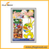 Silver 32mm Aluminium Exhibition Snap Frame/Picture Frame