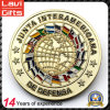 High Quality Custom National Flag Gold Commemorative Coins