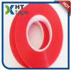 High Temperature Resistance Red Liner Pet Double Sided Tape