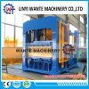 Qt10-15 Fully-Automatic Hydraulic Concrete Hollow Block Brick Making Machine Line