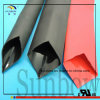 Semi Rigid Black Adhesive Liner Polyolefin Heat Shrink Tubing