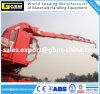 6t@4-12m Telescopic Boom Pedestal Crane