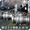Metal Hard Trunnion Ball Valve