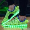 Wholesale LED Summer Light Shoes with Mesh Designed