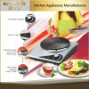 Ce RoHS Approval Electric Solid Hotplate Es-3106 Electric Cooktop