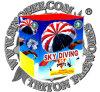 Sky Diving 25 Shots Fireworks Cake Fireworks Parachute Fireworks